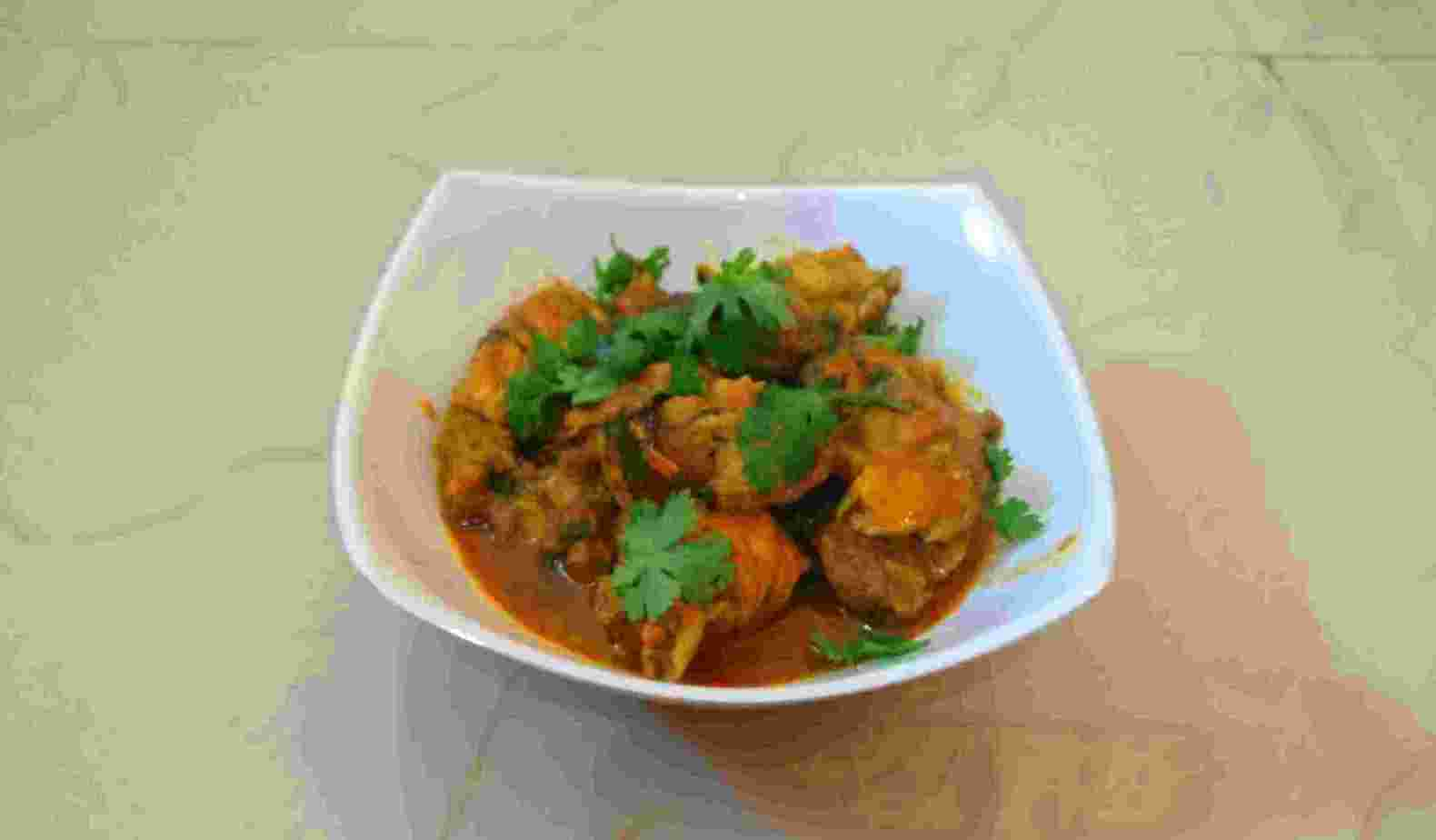 Best Indian Chicken Curry Recipe