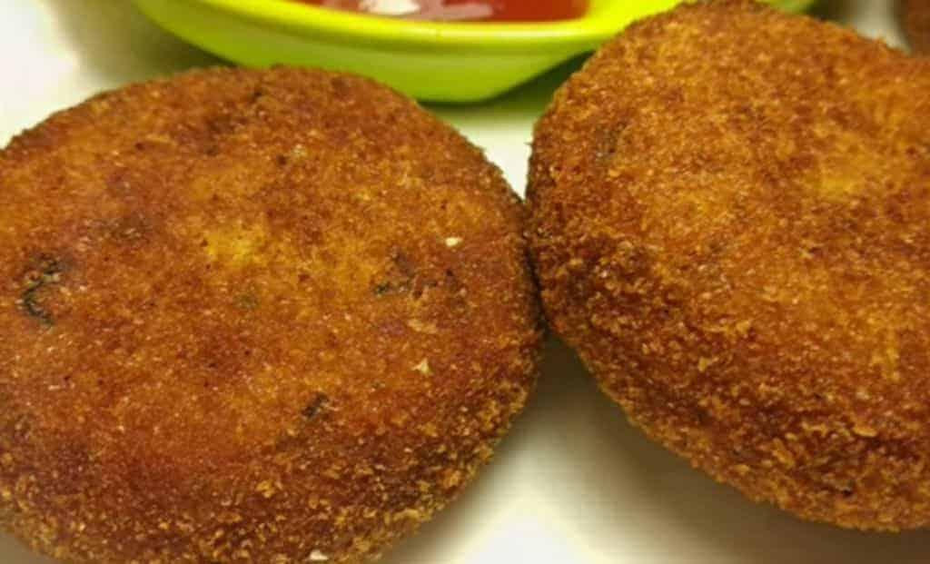 Healthy Chicken Cutlet Recipe || Easy Chicken Cutlets