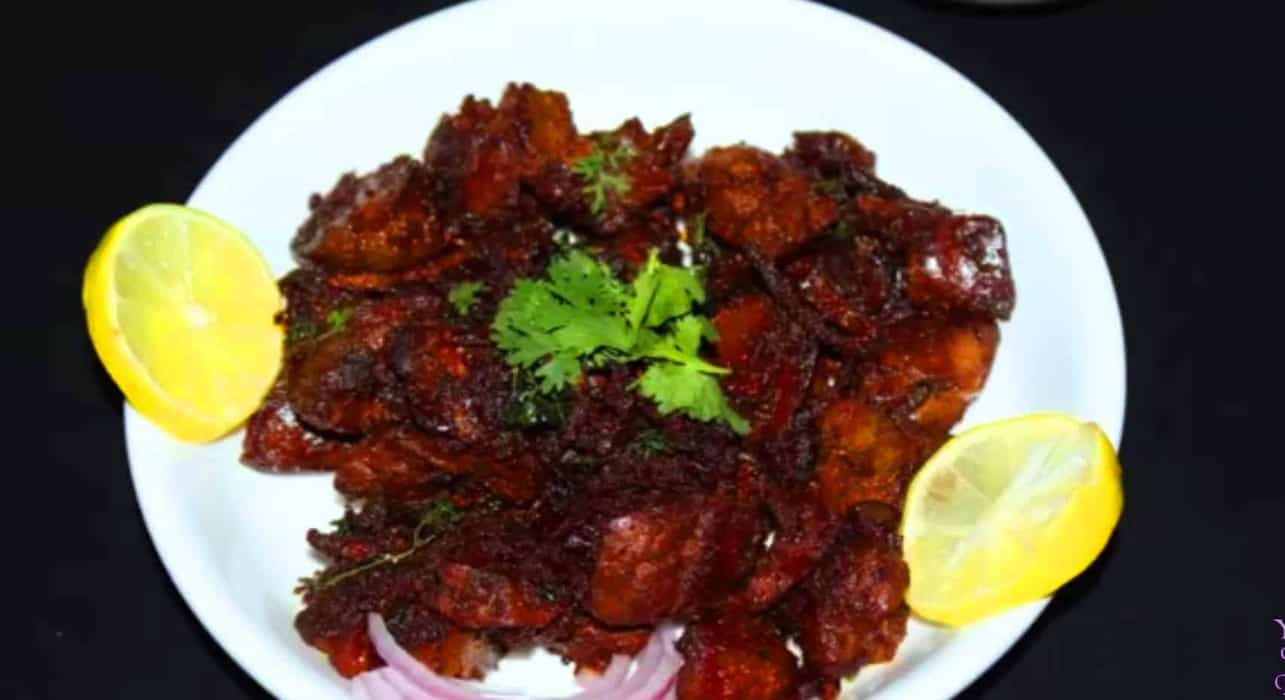 Fried Chicken Liver Recipe – Easy Sauteed Chicken Liver