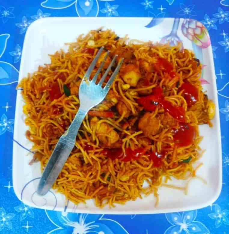 Chinese Chicken Chow Mein Recipe